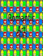 Romantic Art (group 2).pptx