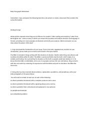 thesis statement worksheet 3.06