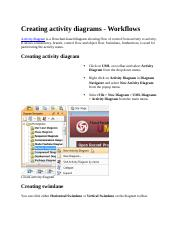 Creating activity diagrams-workflows.docx