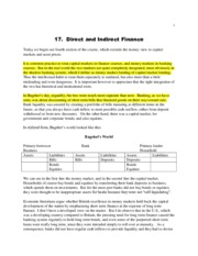 17--Direct and Indirect Finance