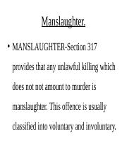 Manslaughter.pptx
