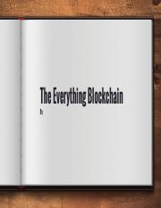 The everything blockchain (2)