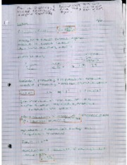 Lecture 9-6 Notes