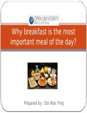 Power Point Why breakfast is the most important meal of.pptx