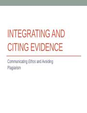 10.27.15+-+Integrating+Evidence+and+Works+Cited+Pages (1).pptx