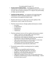 Cis study guide for quiz 3-4.docx