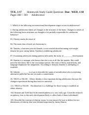 CH 9-HW Study Guide 4.docx