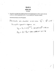 MA373 S10 Quiz 4 Solutions