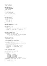 hw07 scm - (define(cddr s(cdr(cdr s(define(cadr s YOUR-CODE-HERE(car