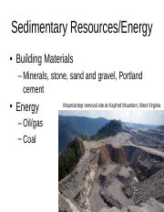Sedimentary resources (1).ppt