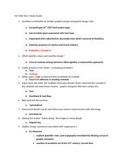 VIC 3400 Test 2 Study Guide.docx
