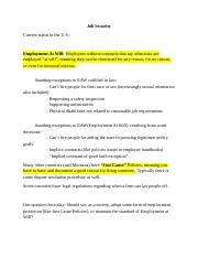 3-08 Job Security debate.docx