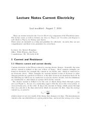 lecture_notes_current_electricity_2016
