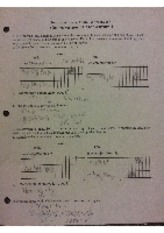 Physics notes Conservation of Momentum