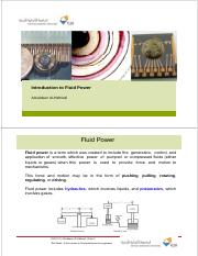 2_Fluid Power