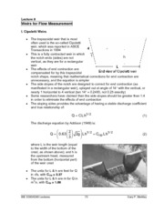 6300__Weirs_for_Flow_Measurement_Lecture_Notes_1