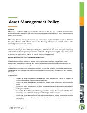 Asset Management Policy_IC2