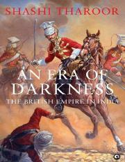 Shashi Tharoor-An Era of Darkness_ The British Empire in India-Aleph Book Company (2016).pdf