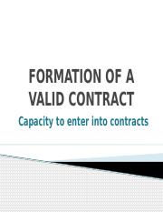 CAPACITY+TO+CONTRACT