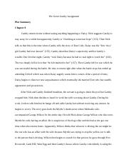 Gatsby Chapter 8 and 9 summary.docx