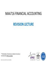 MAA716 Revision Lecture Slides.pdf