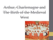 Early Medieval England and France Ninth Powerpoint