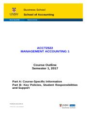 ACCT2522 Management Accounting 1 Course Outline S1 2017 (Updated 24 Feb2017).pdf