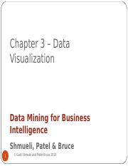 Lecture 3 - Data Visualization & Reduction.ppt