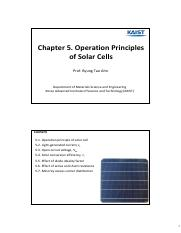 Chapter 5. Solar Cell Operation-2019_part1.pdf