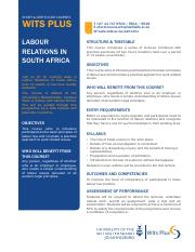 Labour Relations in South Africa.pdf