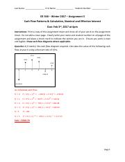 GE 348 - Assignment 3 - Solution.pdf