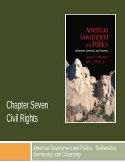 Chapter 7 - Civil Rights