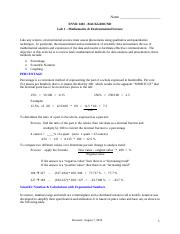 LAB 1 - BACKGROUND - Math & Env Science.pdf