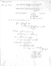 Enas 194a Problem Set 2 Solutions