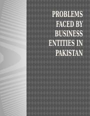 Problems-faced-by-business-entities-in-Pakistan