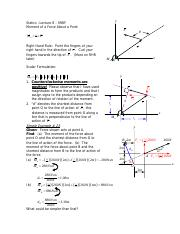 Lecture 8- Moment of Force about a Point.pdf