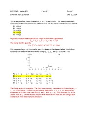 Exam 2 - Form C - with answers and explanations