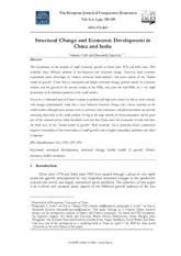 struc Change and Eco Dev in China and India.pdf