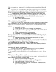 Accounting study guide 2