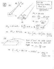 Midterm 1 Solution 2011