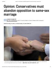Opinion_ Conservatives must abandon opposition to same-sex marriage _ Vancouver Sun.pdf