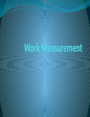Work Measurement.pptx