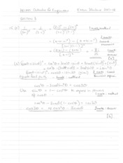 Exam 2007-08 Solutions