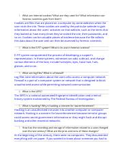 forensic science unit 8 text questions .docx
