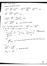 Lecture 8 - Aromatic Compounds