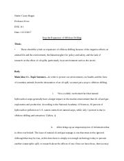 Making A Thesis Statement For An Essay  Pages Argument Research Essaysentence Outlinedocx Political Science Essay Topics also After High School Essay Sentence Outline For Argument Research Essay  Smith  Samantha  Sample English Essays