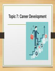 Topic 7. Career Development.pdf