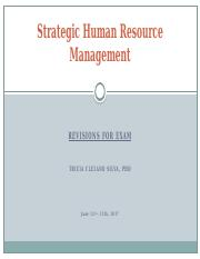 Strategic Human Resource Management_revision(1)