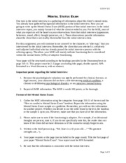 test review and critique coun 521 Get this from a library test critiques note: citations are based on reference standards however, formatting rules can vary widely between applications and.