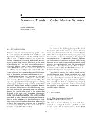 Willman Economic Trends Global Fisheries Chpt 2